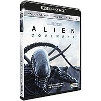 Alien : covenant 4k ultra hd