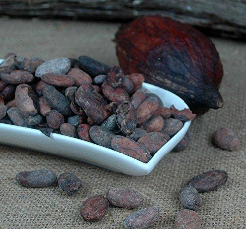 Naturix24 – Roh - Kakaobohnen Ecuador ASS 250g