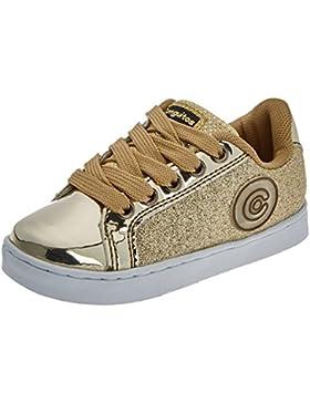 Conguitos Deportivo Luces, Zapatos de Cordones Derby Para Niñas