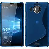 bdeals Flexible TPU Schutzhülle Microsoft Lumia 950 XL
