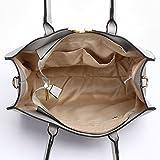 Ladies Large Fashion Designer Celebrity Tote Bags Womens Quality Hot Selling Trendy Handbags CWS00319B CWS00319C CWS00319 (Black V)