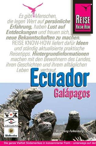 Ecuador, Galapagos.