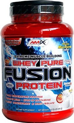 Amix Whey Pure Fusion 1 kg Cookies & Cream