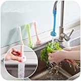 HOME CUBE ABS and PVC Water Saving Tap Aerator Faucet (6.5x10.5 cm)