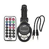 Bluetooth FM Transmitter Von Colorful ,Auto MP3 Player Wireless FM Transmitter USB SD CD MMC Fernbedienung XRC