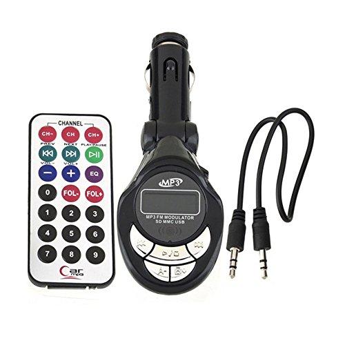 Bluetooth FM Transmitter Von Col...