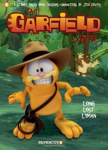 Garfield Show HC 03 Long Lost Lyman