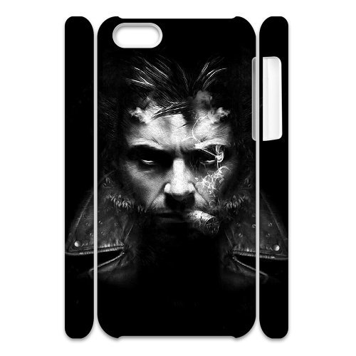 LP-LG Phone Case Of Wolverine For Iphone 4/4s [Pattern-6] Pattern-1