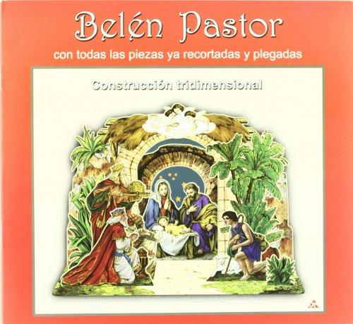 Belen pastor - construccion tridimensional (Manualidades (ccs))
