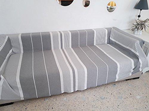 Manta de sofá grande