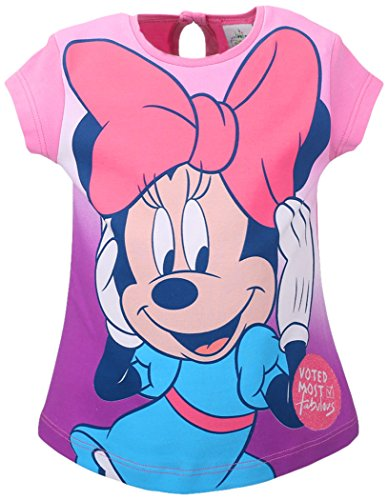 Disney-Classics Baby-Mädchen T-Shirt 71221 Rosa (Fuchsia 871) ()