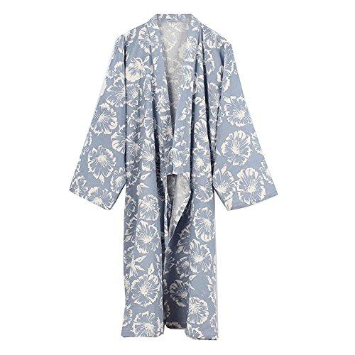 Kimono-Pyjamas im Japanischen Stil für Frauen [Größe L, B] (Im Japanische Frauen Kimono)