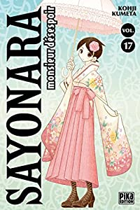 Sayonara Monsieur Désespoir Edition simple Tome 17