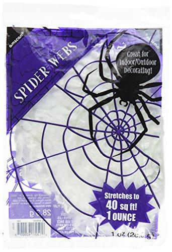 amscan 670197 - Caña de araña (23,8 g)