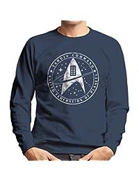 Star Lord Star Trek Dr Who Men's Sweatshirt