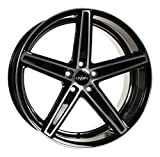 OXIGIN 18 Concave black full polish 7,5x19 ET45 5.00x120.00 Hub Bore 72.60 mm - Alu felgen