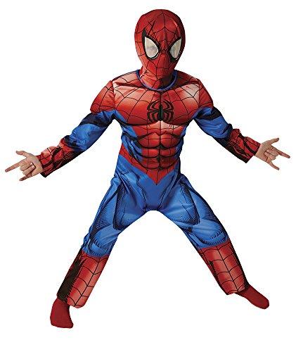 Imagen de spiderman  disfraz ultimate deluxe, talla s rubie's spain 630456 s