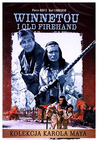 Winnetou und sein Freund Old Firehand [DVD] [Region 2] (Deutsche Sprache)