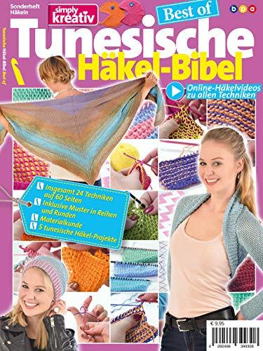 Simply Kreativ - Best of: Tunesische Häkel-Bibel