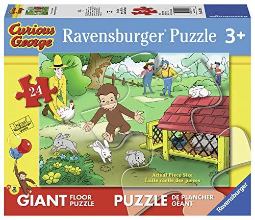 24 PC Floor Puzzle) ()