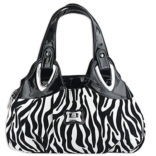 KAXIDY Elegant Damen PU lederne Handtaschen Tasche Style-03