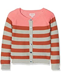 Noa Noa Baby Girls' Basic Cotton Melange Cardigan