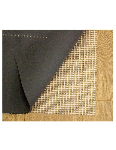 Base antideslizante protector durable para alfombras moquetas, blanco, apr. 244 x 304 cm