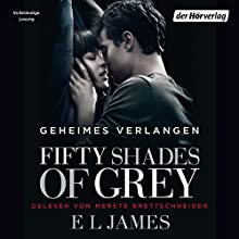 "E.L. James – ""Fifty Shades of Grey 1: Geheimes Verlangen"""