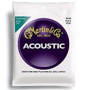 Martin CMA 130 Corde silk/st 6 c 11-14-23-28-38-47