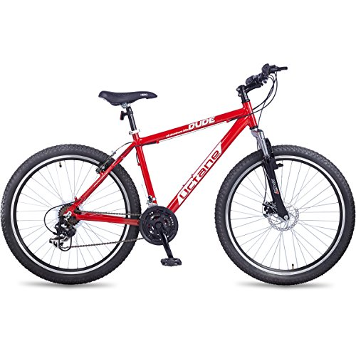 6. Hero Octane Dude 26T 21 Speed Mountain Cycle (Red)