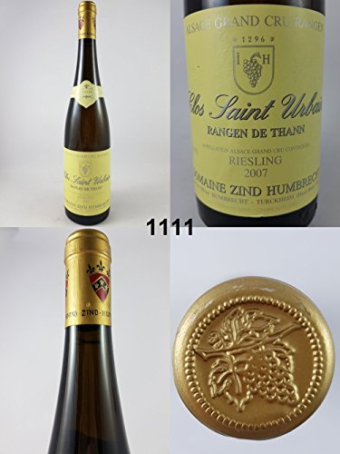 Riesling - Clos Saint-Urbain - Domaine Zind Humbrecht 2007