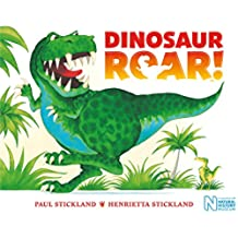 Dinosaur Roar! (English Edition)