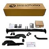 Westfalia Starre Anhängerkupplung für RAV4 (BJ 03/06-12/13) im Set mit 13-poligem fahrzeugspezifischen Elektrosatz