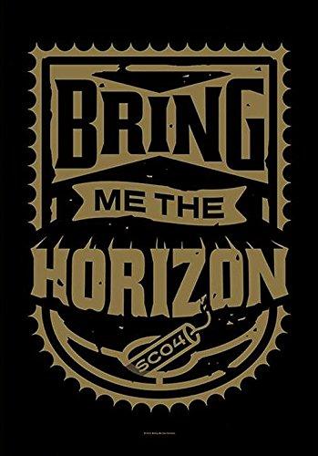 Bring Me The Horizon-Bandiera Poster Bandiera Dynamite Shield