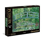 Clementoni 39266.7 - Musee D'Orsay Puzzle Monet - Seerosenteich, 1000 Teile