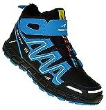 art 648 Winterstiefel Outdoor Boots Stiefel Winterschuhe Herrenstiefel Herren, Schuhgröße:43
