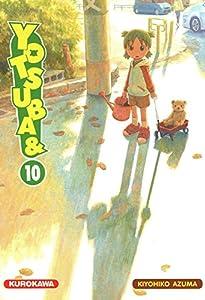 """Afficher """"Yotsuba & ! n° 10<br /> Yotsuba & ! T.10"""""""