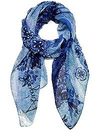 f5c3cefefb8f Amazon.fr   Desigual - Echarpes et foulards   Accessoires   Vêtements