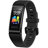 "HUAWEI Band 4 Pro Smart Band Fitness Tracker, Touchscreen AMOLED 0.95"", Monitoraggio Battito Cardiaco, Monitoraggio…"