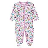 QHGstore bebé unisex pijamas Baumwollfußsack de manga larga prenda de vestir 4-6Monate