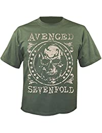AVENGED SEVENFOLD - Emblem - T-Shirt