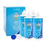 Avizor All Clean Soft, 4 x 350 ml, 1er Pack (1 x 1.578 l)