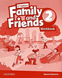 Family and Friends Level 2 : Workbook