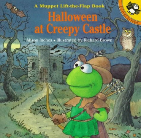 Halloween at Creepy Castle: A Muppet Lift-the-Flap Book (Muppets) by Alison Inches (1996-09-01) (Muppet Halloween)