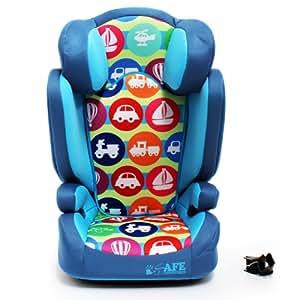 i-Safe Carseat Kid/Toddler Fix ISOfix Group 2-3 - Adventurer From 15-36kg iSafe