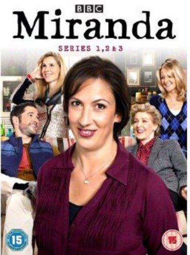 Miranda: Series 1-3 [3 DVDs] [UK Import]