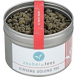Zauber des Tees Ginseng Oolong Tee, 120g