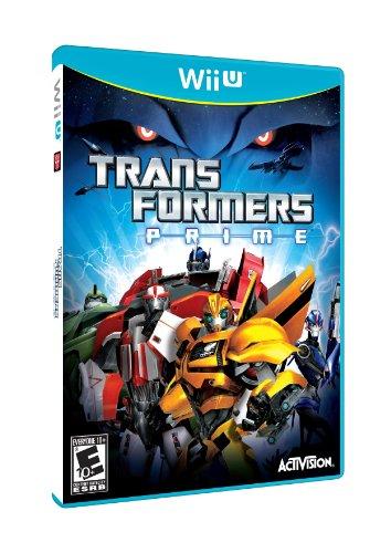 Transformers Prime Wii U (Wii U-transformers)