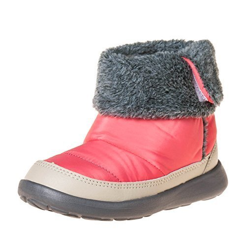 Little originals bottes blue lamb nubuck nylon & melon
