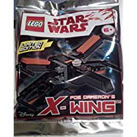 LEGO Star Wars Poe Damerons X-wing Promo Foil Pack Set 911841